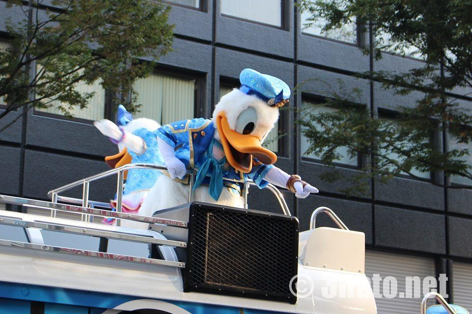 ディズニーSPパレード