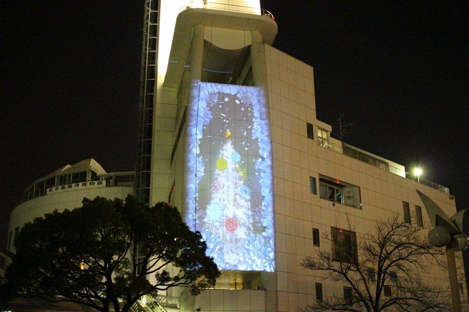 名古屋港 FIREWORKS BY NAKED -雪花火-