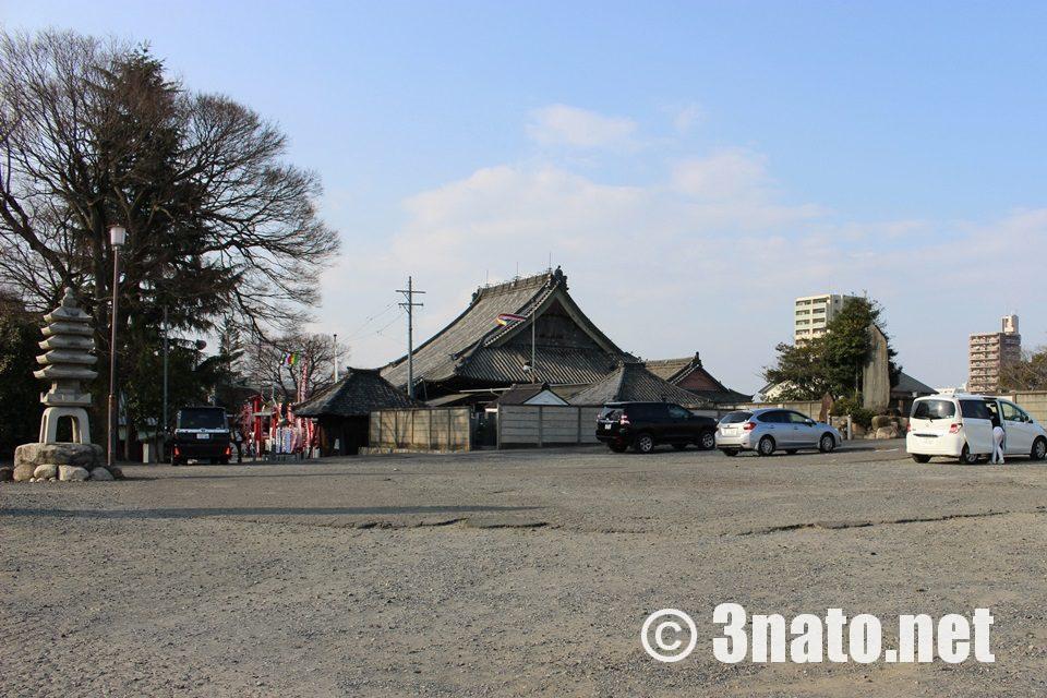 笠寺観音 駐車場