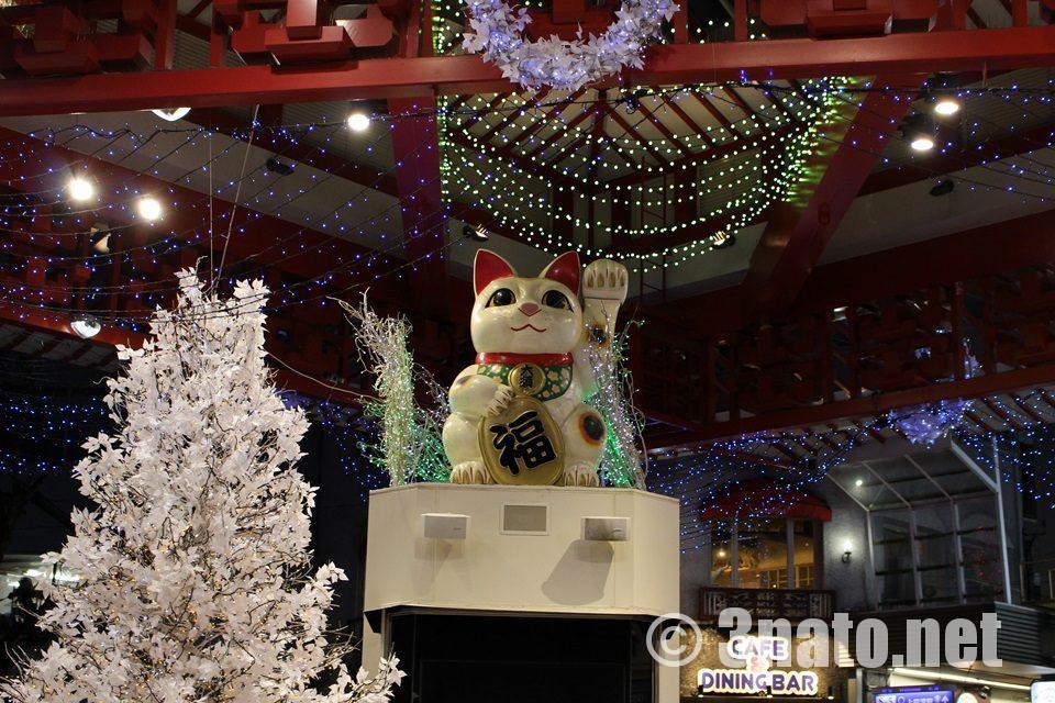大須商店街の招き猫