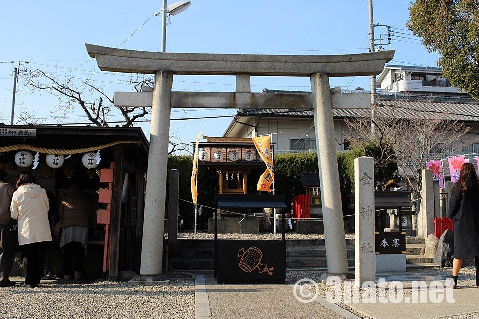 金神社(名古屋市北区)
