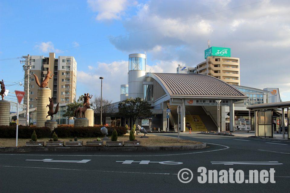 豊川稲荷 JR豊川駅