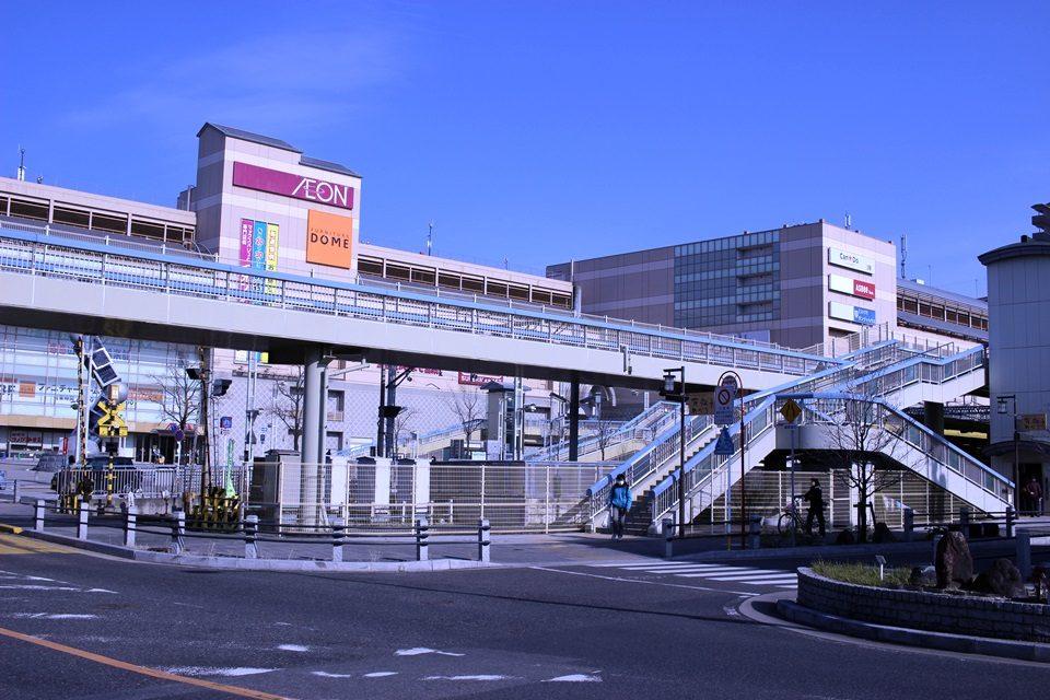名鉄有松駅
