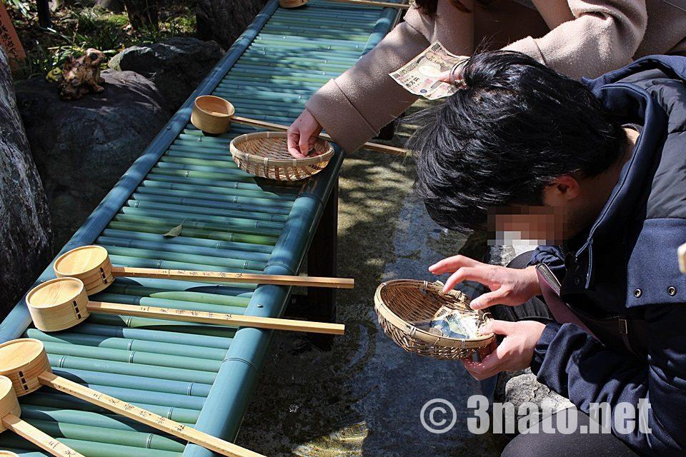 銭洗稲荷神社