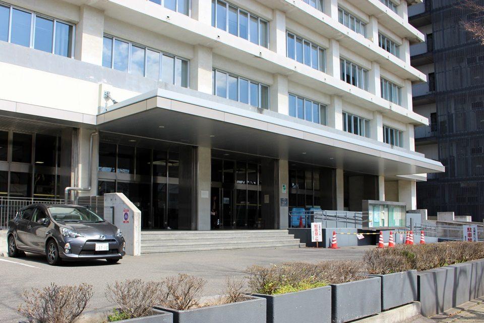 名古屋港湾合同庁舎