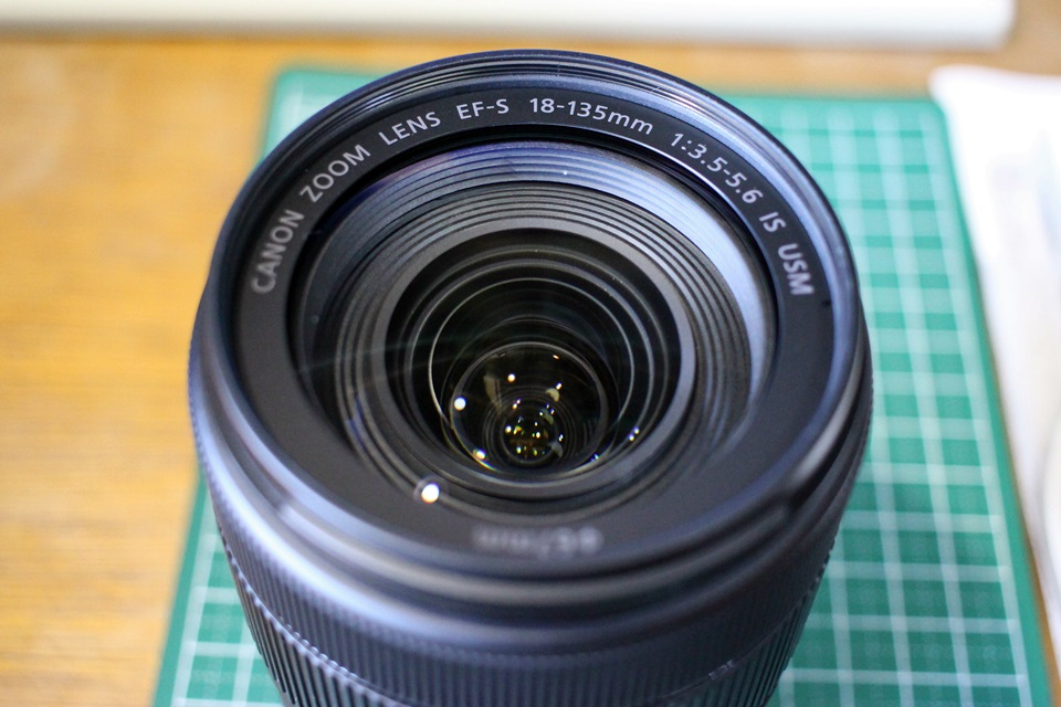 Canon EF-S18-135 IS USM