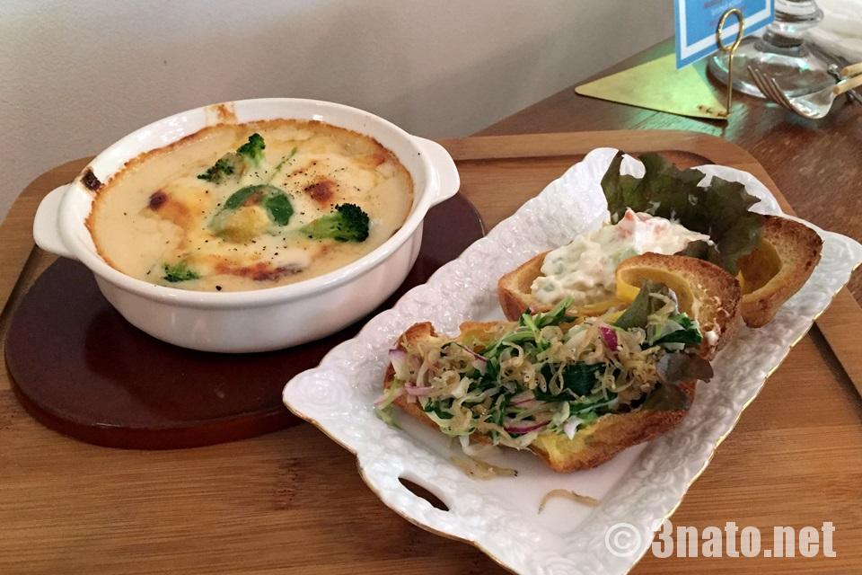 Cafe de Dolce / カフェ・ド・ドルチェ メインとベーカリー(岐阜県多治見市)