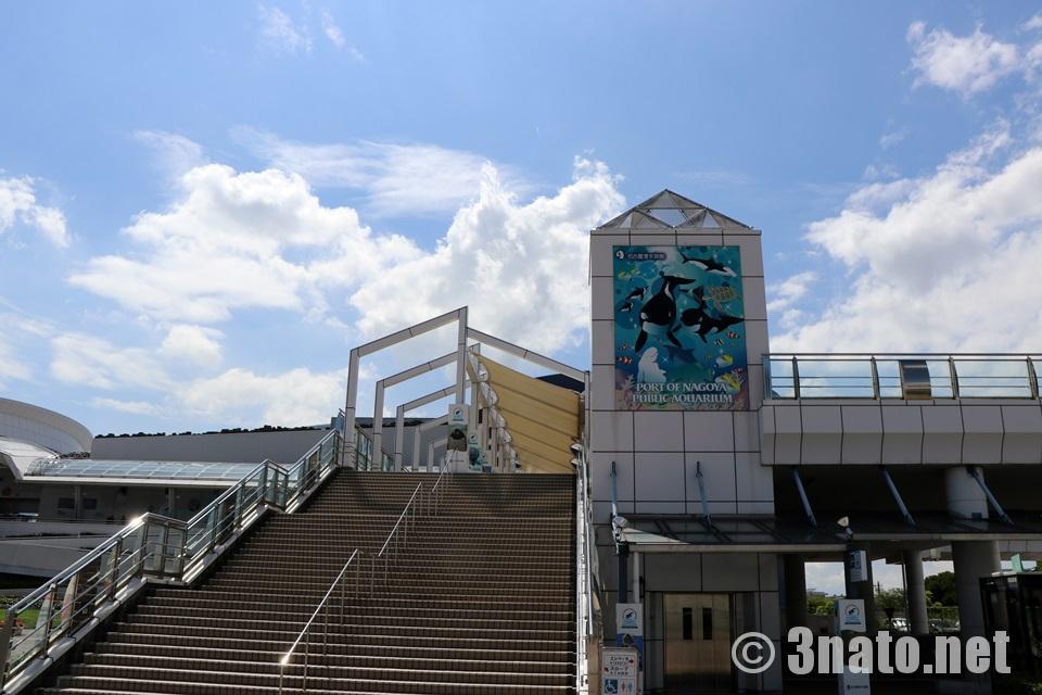 真夏の名古屋港水族館