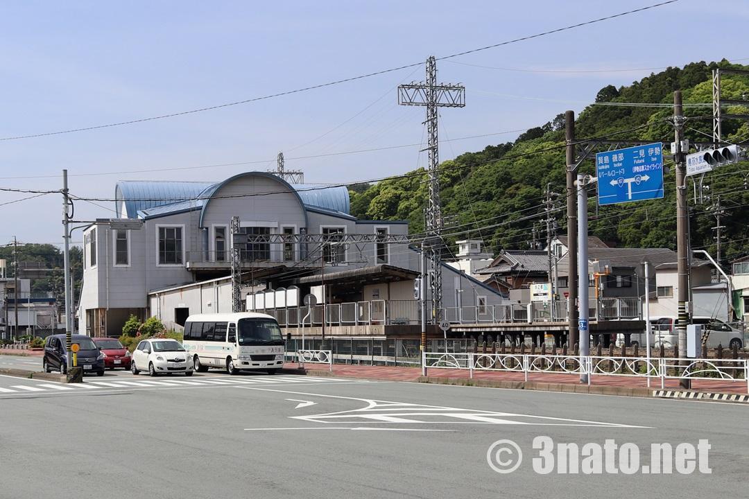 近鉄中之郷駅