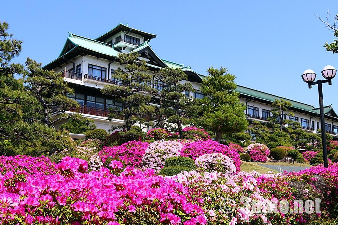 第31回つつじまつり(蒲郡クラシックホテル)