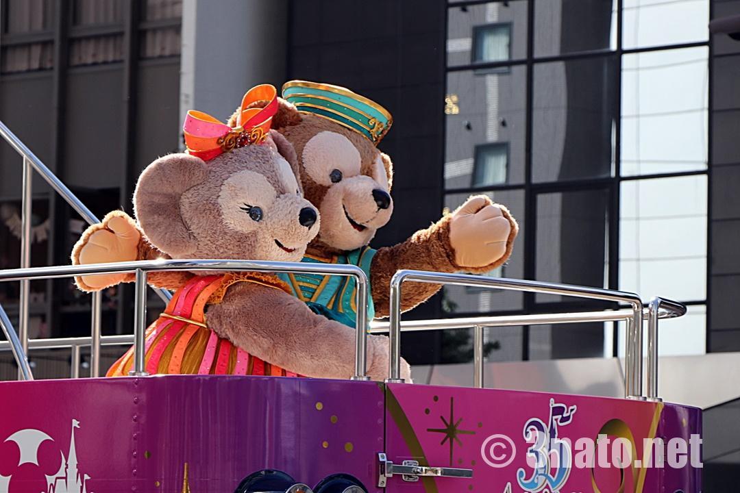 ディズニーパレード(名古屋まつり)撮影日:2018/10/21